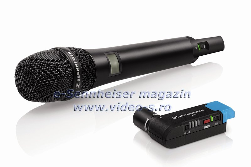 Sennheiser AVX 835 Handheld SET pt camere video